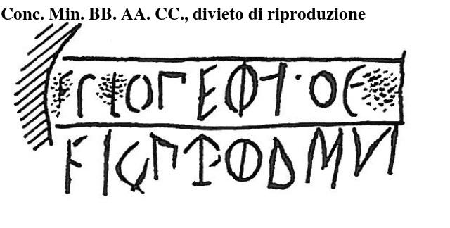Ancient Graffiti Project :: Search Results